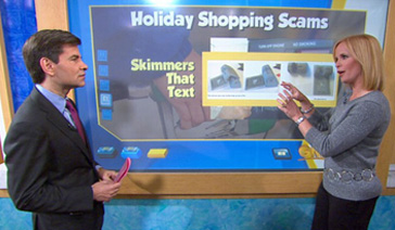 Consumer Watchdog-Money Saving Expert-Elisabeth Leamy-Warns consumers about holiday shopping scams on GMA