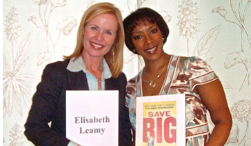 Media Relations Coach-PR Consultant-Elisabeth Leamy-with WUSA-9's Diane Roberts
